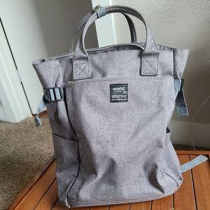 Japan Anello backpack purse